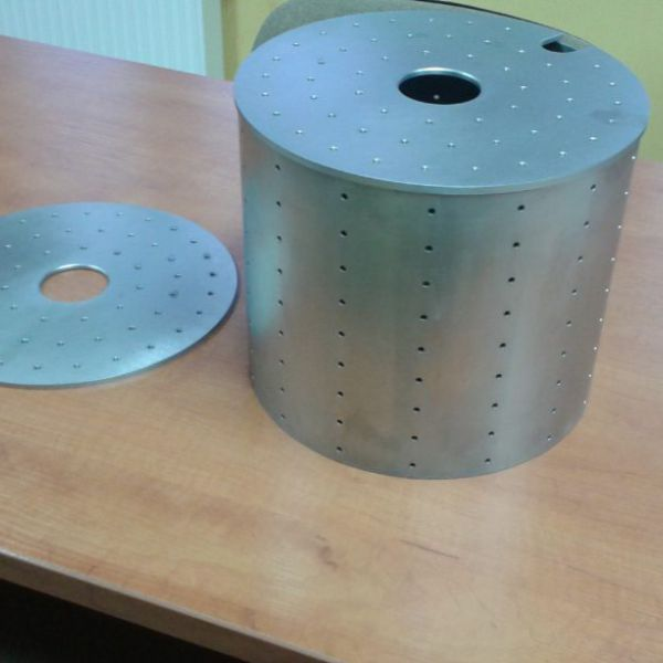 Molybdenum furnace parts